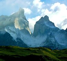 Torres del Paine by Cintia Neves
