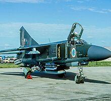MiG-23ML Flogger-G 4644 by Colin Smedley