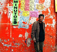 People 0776 (Bogota, Colombia) by Mart Delvalle