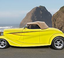 1934 Ford Roadster PCH III by DaveKoontz