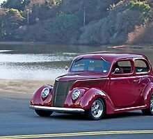 1937 Ford Sedan by DaveKoontz