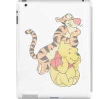 Tigger and Pooh iPad Case/Skin