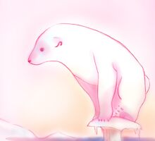 Polar Bear by Rebekah  Byland