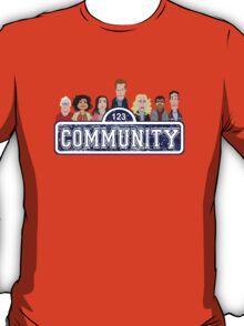 Community Street T-Shirt