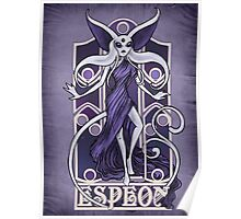 Rule 63: Espeon Poster