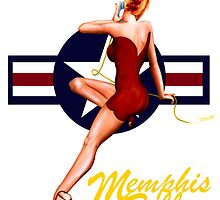 The Memphis Belle by simonbreeze