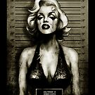 Marilyn Monroe Arrested ! by ScreamingDemons