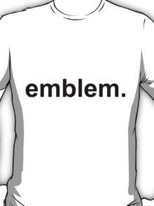 Emblem Tee T-Shirt