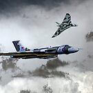 Vulcan Wingman by James Biggadike