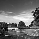 Ruby Beach by J. L. Gould