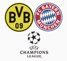 BVB vs Barcelona by Bucky Sentry