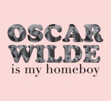 Oscar Wilde is my Homeboy by oohlalaprufrock