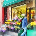 Neighborhood Flower Shop by Susan Savad