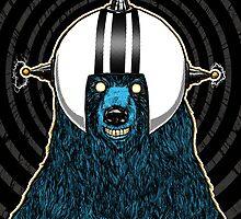 SPACE BEAR by Jeremy Bratton