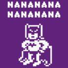 Batman (nananananananana) by cisnenegro