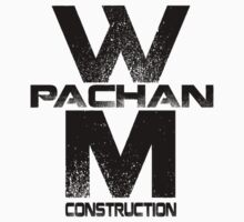 WM PACHAN COALITION BLACK by benpachan