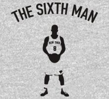 JR Smith - The 6th man by typeo