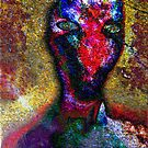 Alien Potrait by Uttiya Majumdar