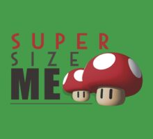 Super Size Me by SirInkman
