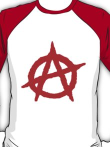 Anarchy Shirt T-Shirt