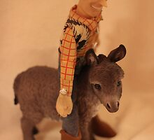 WOODY & DONKEY by Jack Catford