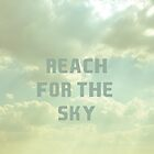 Reach For The Sky by Nicola  Pearson