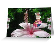 ☀ ツ MY LITTLE FLOWER GIRL ☀ ツ Greeting Card