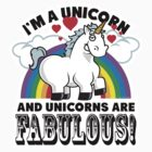 Fabulous Unicorn by AngelGirl21030