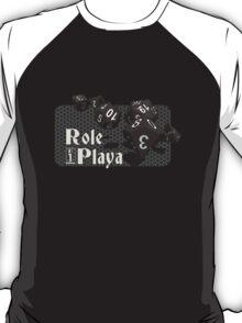 Role Playa - Black T-Shirt