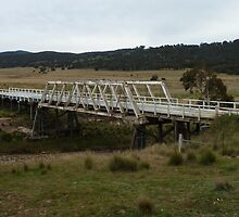 Foxlow Bridge over Molonglo River by DashTravels