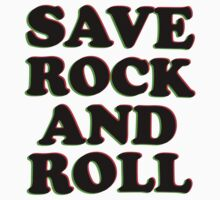 Save Rock N' Roll by jnnps