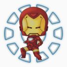 Chibi Ironman alt by artwaste