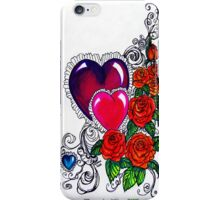 mother's day card without words iPhone Case/Skin