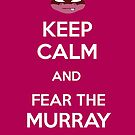 Fear the Murray by lucabratsi16