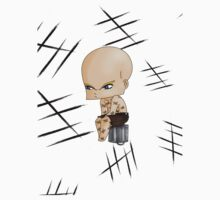Chibi Zsasz alt black by artwaste