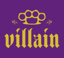 Villain (Sir William Regal) by Bob Buel