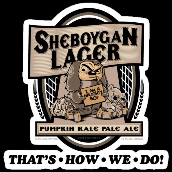 Sheboygan Lager by Blueswade