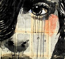 sleep walking by Loui  Jover