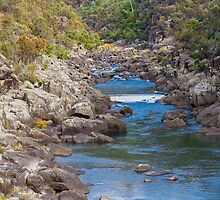 Cataract Gorge, Launceston, Tasmania by Elaine Teague