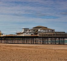 Victoria Pier (as seen on ebay) by David J Knight