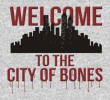 Welcome to the CITY OF BONES by LovelyOwls