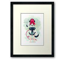 Rhythm Framed Print