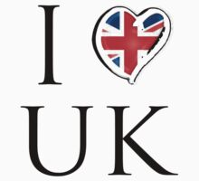 I love UK by miconr