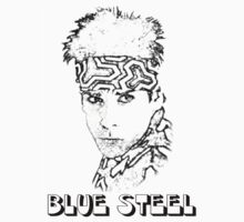 Blue Steel by BungleThreads