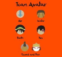 Team Avatar by Jaypz