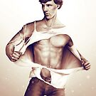 Sexy Benedict Cumberbatch / Sherlock V1 by Springintveld