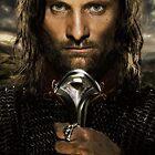 Aragorn/Elessar (iPad) by aforceofnature