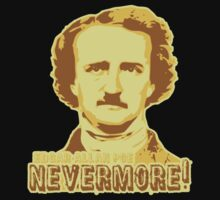 Edgar Allan Poe's Nevermore by TICS