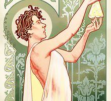 Absinthe Sherlock by tea-boheme