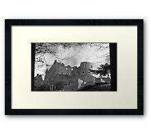 Mountain of Honor Framed Print